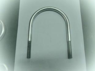 厂家供应u型螺栓 不锈钢U型螺栓 定制U型螺栓 图1