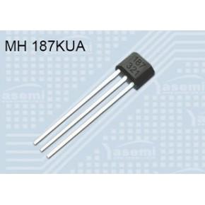 原装现货供应13+ 产品 优势供应MST霍尔传感器MH187