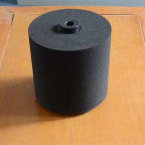 广州厂家供应 贴标机大海绵轮 压标海绵轮