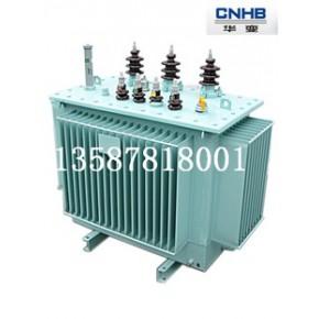 S11-M-200KVA、35/0.4KV三相油浸式高壓配電變壓器 礦用變壓器