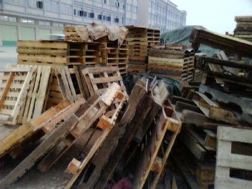 如果你知道那里有废旧木材