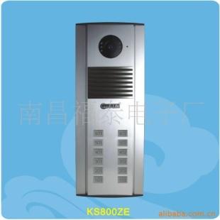 楼宇对讲机 可视门铃 直按式楼宇对讲系统