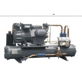 杭州谷轮 大六缸6WS-3000  半封闭活塞水冷式冷凝机组 不负责安装