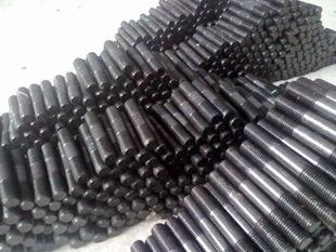 高压双头螺栓12.9级35crmoA高强度双头螺柱10.9级 图1