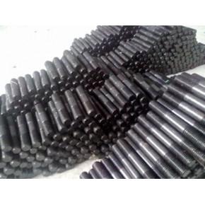 高压双头螺栓12.9级35crmoA高强度双头螺柱10.9级
