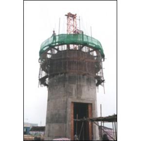 新疆混凝土烟囱滑模施工新疆砖烟囱施工