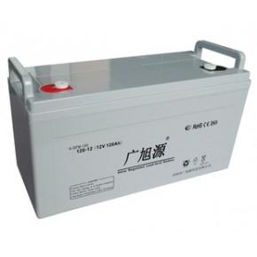 廣旭源12V120AH UPS專用蓄電池 太陽能系統蓄電池 直流屏電池