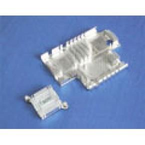 6061鋁棒,不規則鋁零件樣品,開模具圖紙設計產品