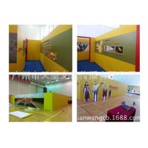 广州校园招聘会场布置  广州展位设计搭建 会议会场承建