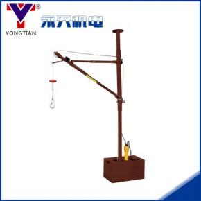 室內小型電動起重吊機 簡易建筑小吊機 單梁起重機