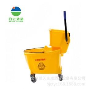 AF08080大号高级单桶榨水车 手压式挤水机 32L