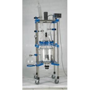 出售 机械密封玻璃反应釜PGR-100L PGR系列双层玻璃反应釜