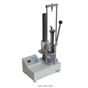 德克 数显弹簧拉压试验机 弹力负荷测试 弹簧测力计 温州弹簧机