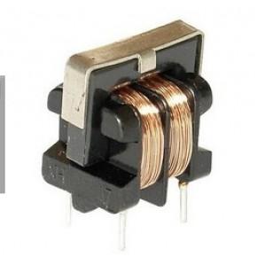 卧式滤波器电感 共模电感器UU10.5系列