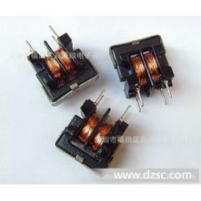 线路滤波器共模电感UF9.8  UU9.8 10MH  线径0.23MM 7*8脚距