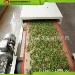 酸枣叶茶的功效 好用的茶叶烘干杀青机 微波茶叶干燥灭菌设备