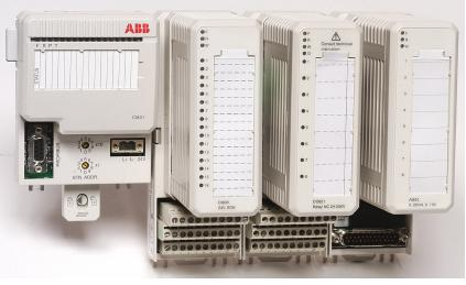 abb dcs控制系统