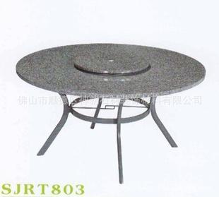 石材蜂窝复合台面 户外家具台面 餐台 茶几 圆台 石材复合板