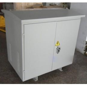 防雨防水防尘防潮SBW-100KVA/KW三相补偿电力稳压器