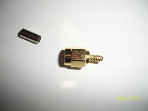 优惠价供应sma型同轴电缆接头