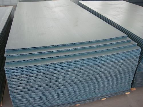 新型建筑模板  ¥95元每平方米 新型建筑模板,建筑板材,塑料模板,中空