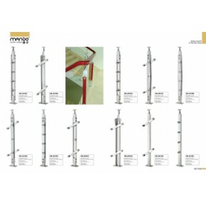 鋁鎂樓梯立柱
