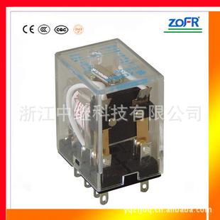 小型电磁继电器hh52p(my2)