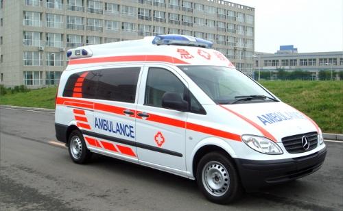 金杯阁瑞斯监护型救护车