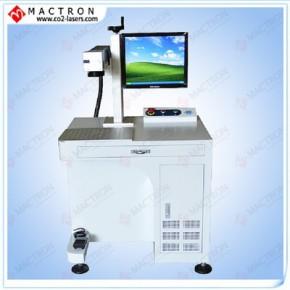 光纖激光打標機 金屬非金屬鍍膜塑料激光打標機/激光打碼機噴碼機