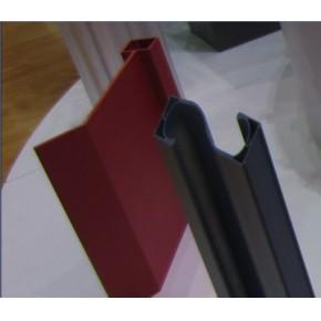 大安漁具配件,非標帶齒B型,空心方鋁排,鋁零件,電源外殼