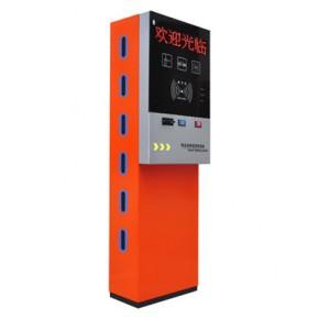 停车场系统,标准型智能停车场管理系统,安快704停车场收费系统