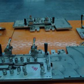 加工非标汽车检具 夹具 治具机械检具 夹具治非标自动化
