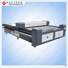 自動送料裁床 大幅面裁床式激光切割機 吸水防滑海綿激光切割機