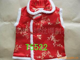 女童旗袍宝宝儿童短袖生日图纸电气唐装唐装套装精品中kmf图片