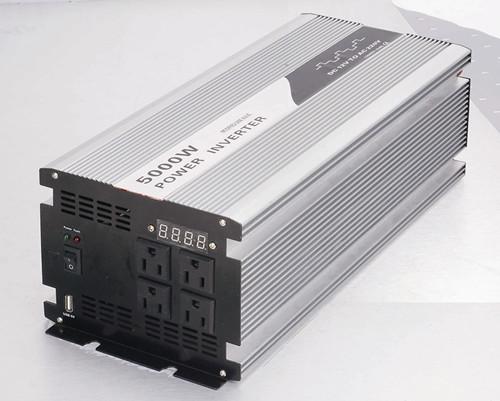修正弦波逆变器5000w 直流输入24v 交流输出220