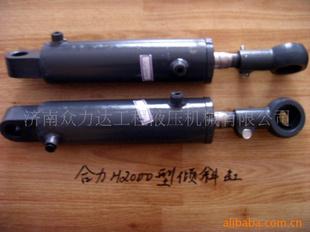 【合力倾斜油缸 活塞式液压缸 单耳式 hsg】_机械设备图片