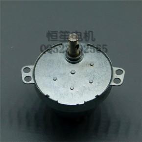 JS-50减速直流马达直流减速电动机减速电机有刷电机3-24V