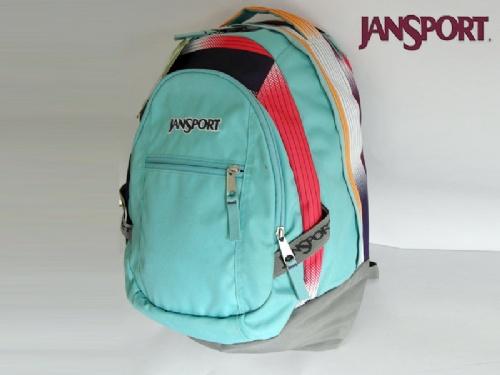 【jansport杰斯伯|波双肩休闲背包|书包】-广州荷牌