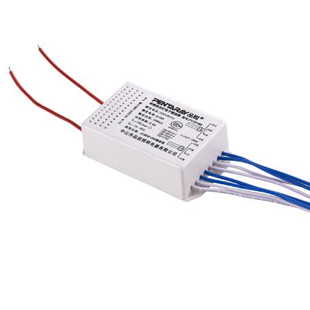 nvc筒灯电子镇流器电路图