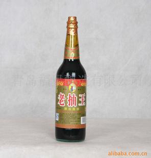 食品饮料 调味品 酱油 供应老抽王  报价 请询价 公司名称 青岛福星酿
