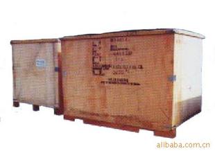 大连木制包装箱 机械包装箱 -包装