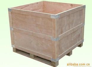木制包装箱大连 机械类木制托盘 -包装