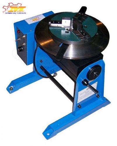 我公司在对焊接变位机结构机械设计时,其设计依据是焊接工件及焊缝的