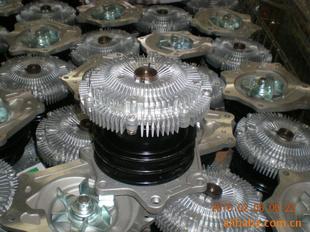 郑州日产柴油皮卡p27风扇离合器配件 朝阳柴油发动机配件高清图片