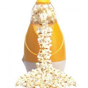 高云机械的爆米花机生产爆米花的过程