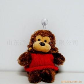 厂价批发毛绒20cm-60cm毛绒玩具玩具乖乖猴优质毛绒玩具