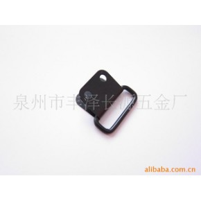 軍用包 扣具 配件  2.5cm 方扣+夾尾 尾夾