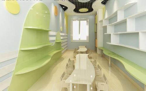 幼儿园装饰设计