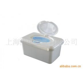 双色湿巾盒(可装80至120片)塑料湿巾盒/湿巾盒