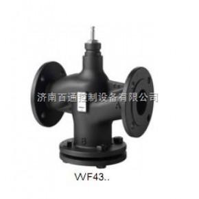 【西門子兩通溫控閥】西門子二通閥VVF43VVF43系列